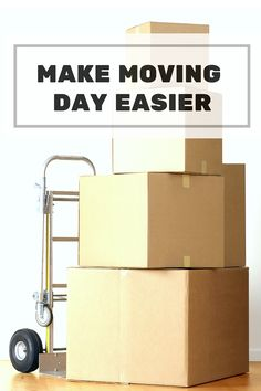 The 6 best tips to help you make moving easier on you and your friends. Discover how you could actually enjoy this wonderful day. Moving Day, Friends, Easy, Tips, How To Make, Blog, Shopping, Amigos, Advice