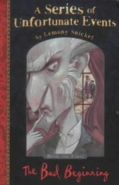 "The Bad Beginning by Lemony Snicket: ""A Series of Unfortunate Events"". I just couldn't stop reading this book - finished it in 2hours. ★★★★★"