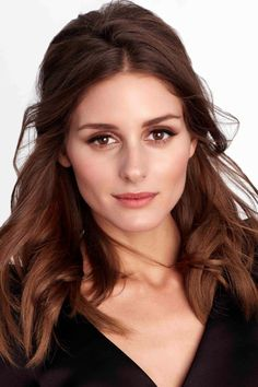 olivia Palermo natural makeup