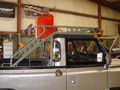 Searchers Rover truck rack - : and Off-Road Forum Truck Roof Rack, Truck Flatbeds, Truck Mods, Land Rover Defender, Land Rover Truck, Old Pickup Trucks, 4x4 Trucks, Custom Trucks, Jeep Jk