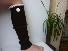 Hey, I found this really awesome Etsy listing at https://www.etsy.com/listing/156257675/womens-leg-warmers-upcycled-leg-warmers