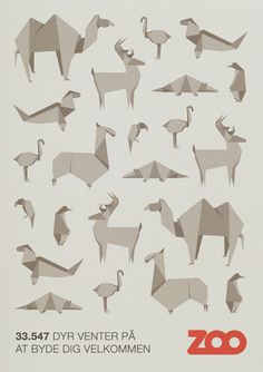 The ZOO by Bobby Monroe, via Behance