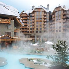 From golf course to glacier, on horseback or snowboard, @Four Seasons Resort Whistler, voted one of Travel+Leisures's Top Family Hotels in Canada, can introduce your family to the mountain playground that is Whistler and Blackcomb.