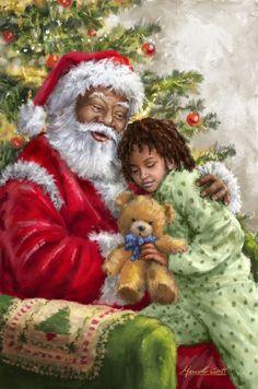 Marcello Corti Christmas Santa