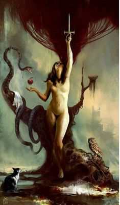 Lilith, the Dark Goddess, evokes a sometimes misplaced fear. This fear coupled with lack of information only fuels disdain for a goddess that has long been a s