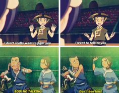 Oh Sokka, Avatar: The Last Airbender (aka BEST SHOW EVER)