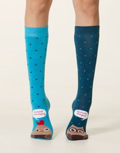 Oh my goodness, all of these socks are awesome!