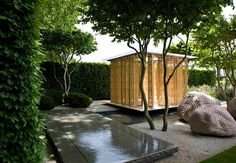 Small Romantic Garden | View from Federal Twist: Garden Diary: Trees for my small garden