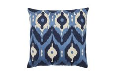 Nishiki Pigment Cushion Cover - - No Chintz Textiles and Soft Furnishings Warwick Fabrics, Pigment Coloring, Occasional Chairs, Soft Furnishings, Satin Fabric, Cushion Covers, Weaving, Throw Pillows, Pattern