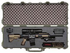 HK MR762LRPA1 MR762A1 7.62 PKG W CASE - Botach