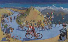 Top of the World... Tour de France
