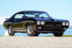 1970 Pontiac GTO The Judge http://www.musclecardefinition.com/