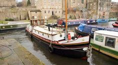 Barges, Dutch barges and other canal boats for sale, I'm moving! :)