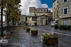 San Casciano dei Bagni (SI) by giuseppepeppoloni. Please Like http://fb.me/go4photos and Follow @go4fotos Thank You. :-)
