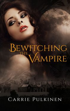 Bewitching the Vampire by Carrie Pulkinen. vampire paranormal romance novella. Free! http://www.ebooksoda.com/ebook-deals/bewitching-the-vampire-by-carrie-pulkinen