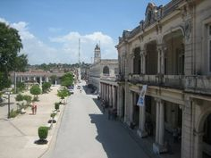 Calle Masó, Colonia Española y Ayuntamiento de la Ciudad, Manzanillo