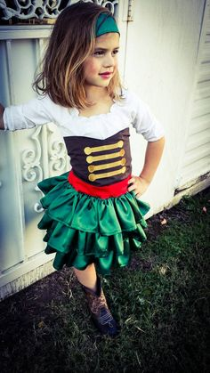 Hey, I found this really awesome Etsy listing at https://www.etsy.com/listing/237606290/pirate-fairy-costume