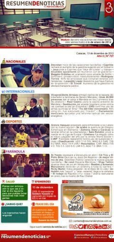 Viernes | 13/12/2013