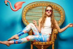 Nuvango just launched their new apparel line and our work is in the front of the page!  http://nuvango.com/ These beautiful leggings are now available, go shop now!  http://bit.ly/1JJUxWE