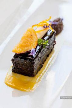 Dessert, Italian style.  #food #dessert #foodie #gourmet #sweet #cibando