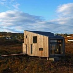 Tiny Wood House by Rural Design Architects