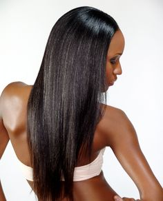 Black Hair: How to Keep Your Natural Hair Straight in the Summer