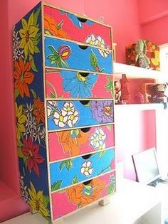 .So cute!Love the brazilian xita colorful and happy fabrics!