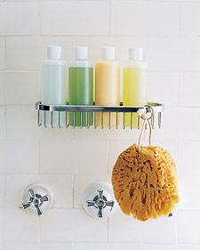 Bathroom Storage and Organize - Martha Stewart