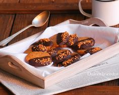 Galletas de avellanas (Dulces bocados)