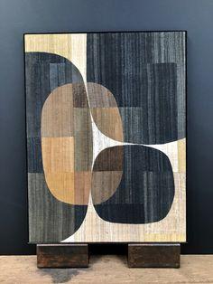 Modern Art Paintings, Modern Artwork, Abstract Geometric Art, Art Plastique, Wall Art Designs, Painting Inspiration, New Art, Graphic Art, Contemporary Art