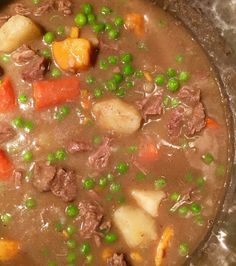 Grammie Time: Recipe for Beef Stew