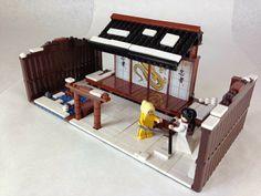 El desván del Freak: Kill Bill, a lo Lego