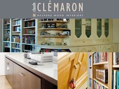 Specialist bespoke furniture makers serving London, Surrey, Guildford and Sussex. Every bespoke office furniture item is designed and handcrafted at our workshop Claude Clemaron Bespoke Wood Interiors. Bespoke Furniture, Wooden Furniture, Office Furniture, Furniture Makers, Wood Interiors, Woodworking Magazine, Woodworking Projects, Kitchen Cabinets, Surrey