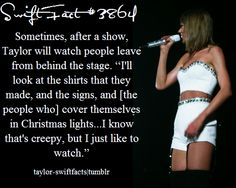 Taylor swift fact ❤