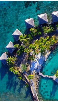 Beautiful Intercontinental Tahiti Resort #luxury #living #retreats. Fancy hotels, best beaches and resorts, luxury hotels. For more inspirations http://www.bocadolobo.com/en/inspiration-and-ideas/