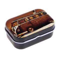 32pcs/lot European Vintage Style Mini Tin Box Storage Case Jewelry Pill Box #Affiliate