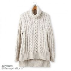 Free Intermediate Knit Pullover
