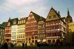 Frankfurt, Germany : Aww...I remember when I would go to the Krist Kringel Market.