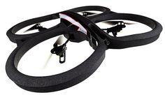 Un véritable drône qui réalise des vidéos en vol par Parrot AR.Drone 2.0 by Fred Normal, via http://www.flickr.com/photos/high-tech/7465818150/in/set-72157630339940050/