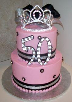 princess 40 th ibirthday  theme | Cake Gallery :: Birthday Cakes :: 117_0928