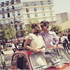 Wedding Ideas for an Impossibly Chic, French-Themed Wedding https://goo.gl/L0A3cN #girl #Time
