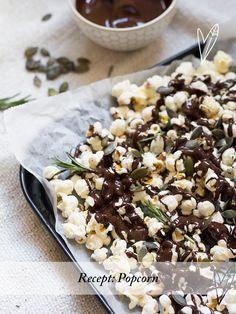 Recept: Popcorn