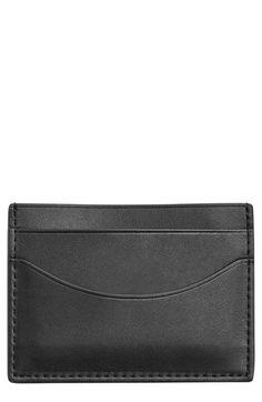 Skagen 'Torben' Leather Card Case