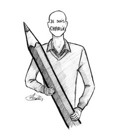 Je suis Charlie by Cosmic-Void on DeviantArt