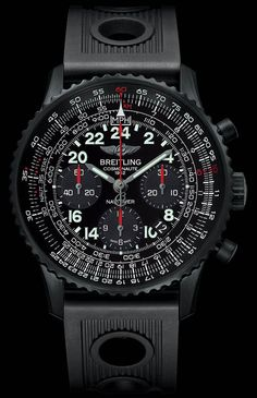 Breitling Navitimer Cosmonaute Blacksteel Limited Edition