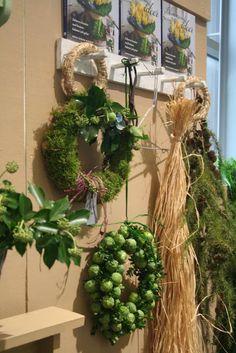 wreaths...wow!