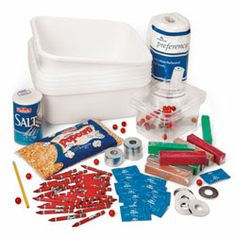 Nasco Buoyancy Experiment Kit ~ Nature of Liquid & Gas