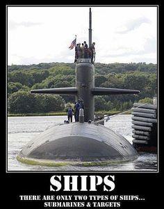 The Los Angeles class submarine USS Helena (SSN gets underway from Submarine Base New London Marine Humor, Navy Military, Military Humor, Uss Helena, Navy Humor, Navy Jokes, Us Navy Submarines, Go Navy, Navy Man