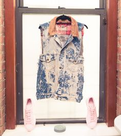 """Proenza was one of the first brands to really focus on creating really amazing textiles and doing their own thing."" http://www.thecoveteur.com/kaelen-haworth-apartment/"