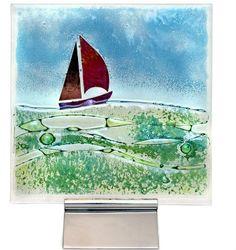 Glass sailing Award